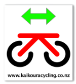 Look out for the logo.<br /> Direction arrows<br /> at most junctions <br />will help guide<br /> you around the trail.